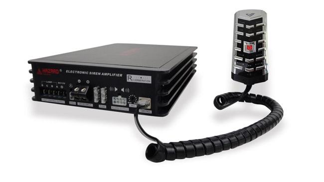 车载华泰多功能电子警报器接线图